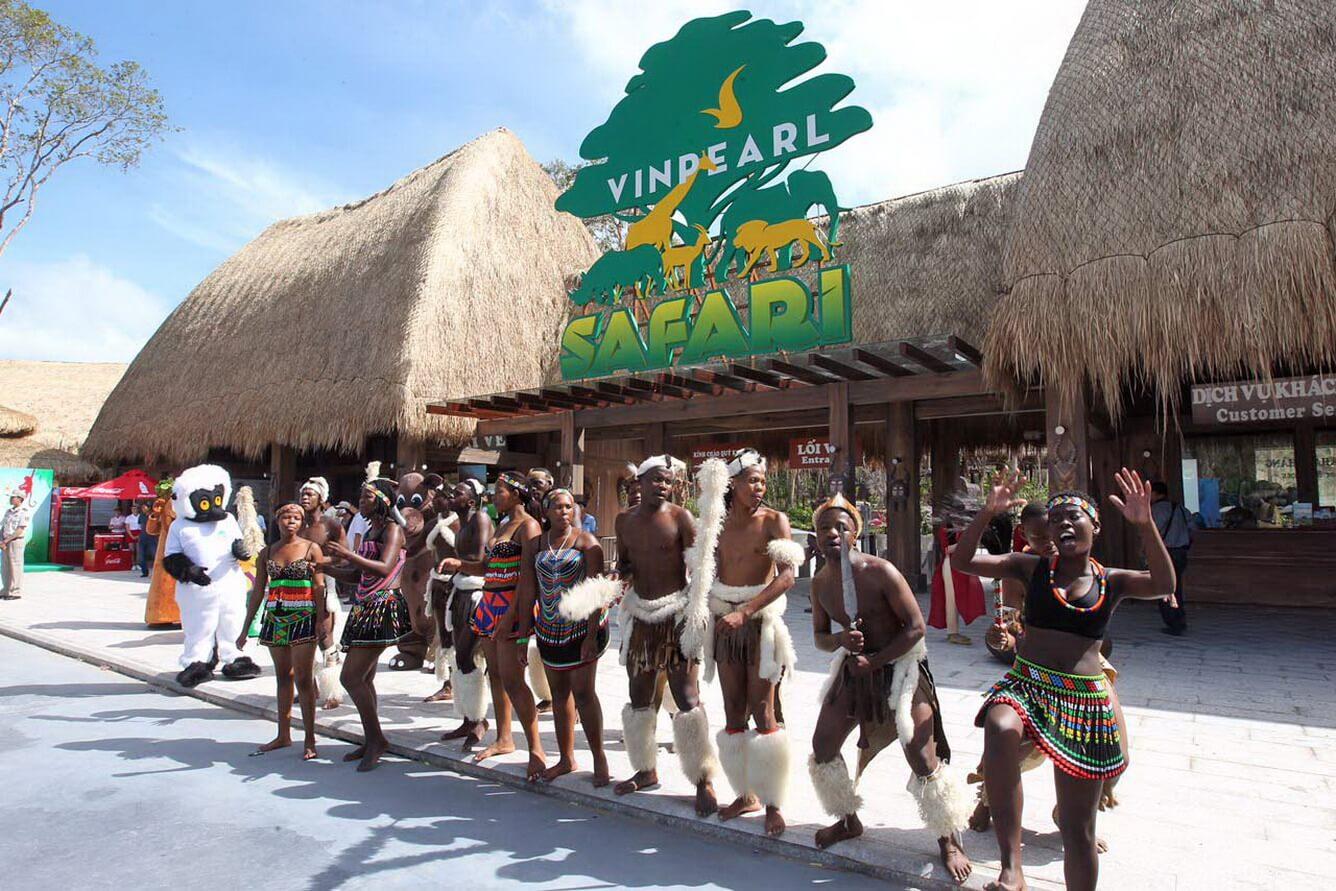 PHÚ QUỐC - VINPEAR LAND  - SAFARI